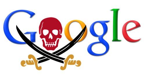 Google-pirate